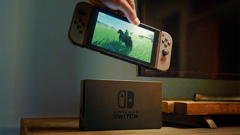 Ритейлеры назвали цену Nintendo Switch