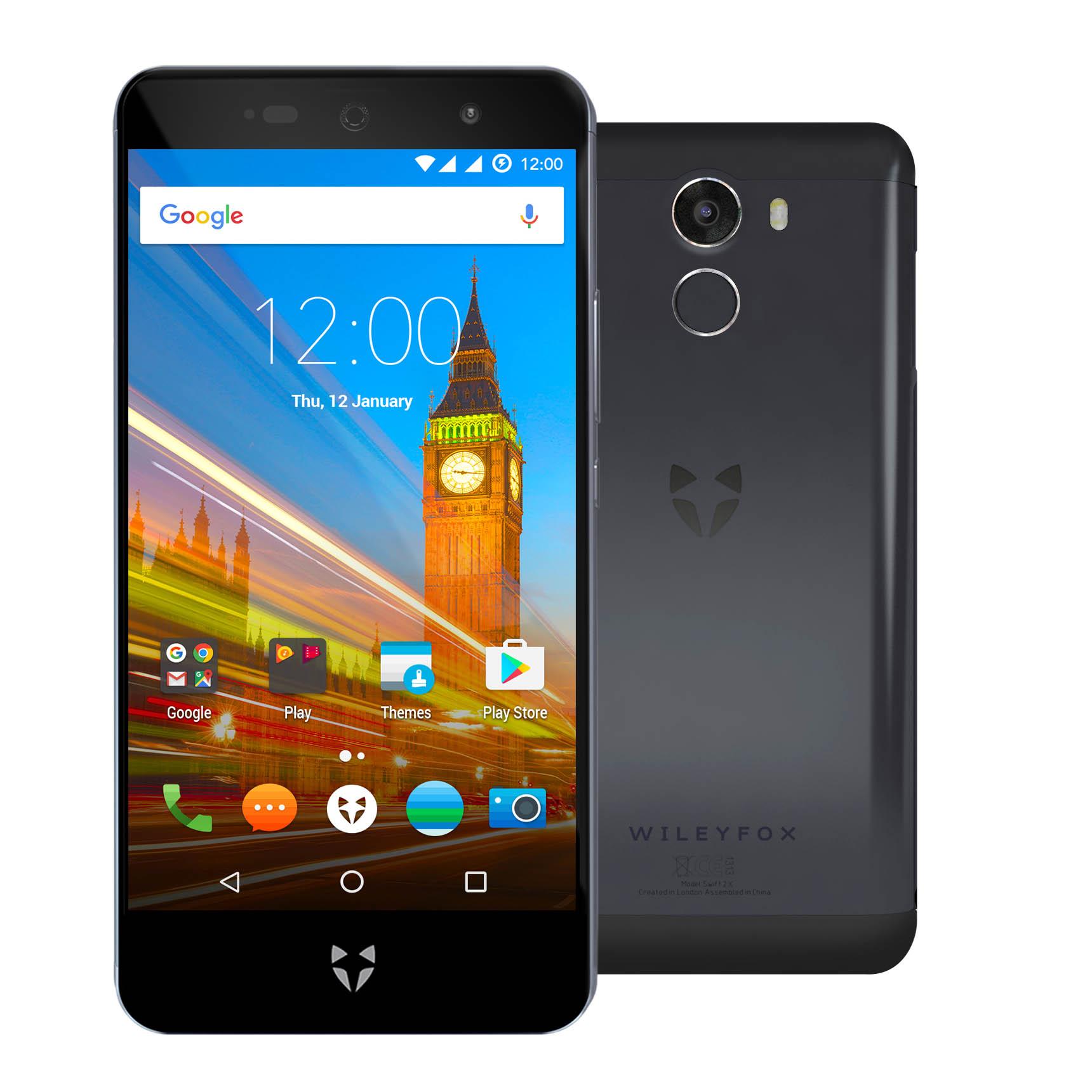 Wileyfox запускает смартфон Swift 2X