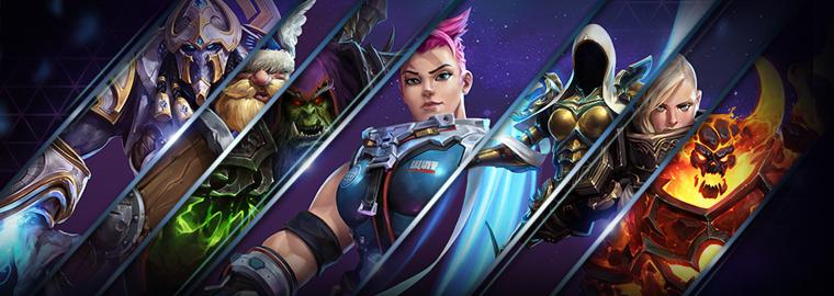 Blizzard дает бесплатный доступ ко всем героям Heroes of the Storm на выходные