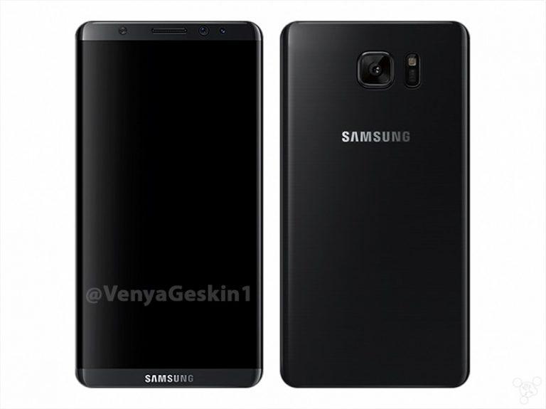 Двойная камера появится только у Samsung Galaxy S8 Plus