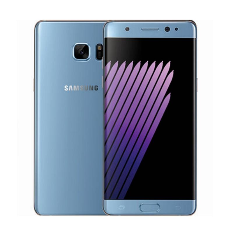 Samsung Galaxy Note 7 воспламенялся из-за аккумулятора