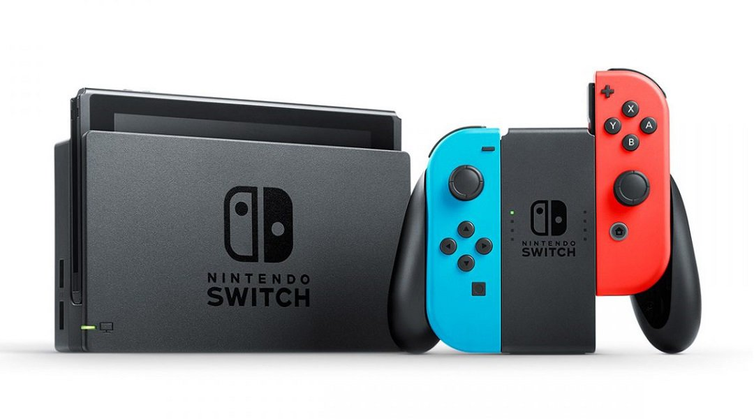 Nintendo Switch поддерживает SD-карты объемом до 2 ТБ