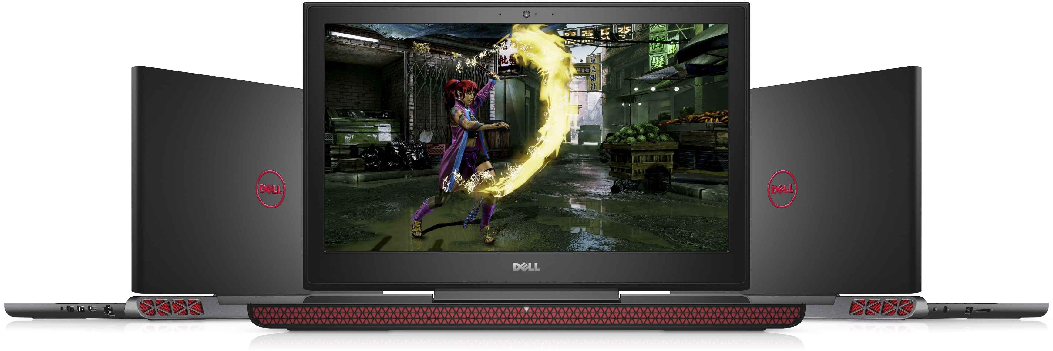 Объявлена российская цена на игровой ноутбук Dell Inspiron 15 Gaming