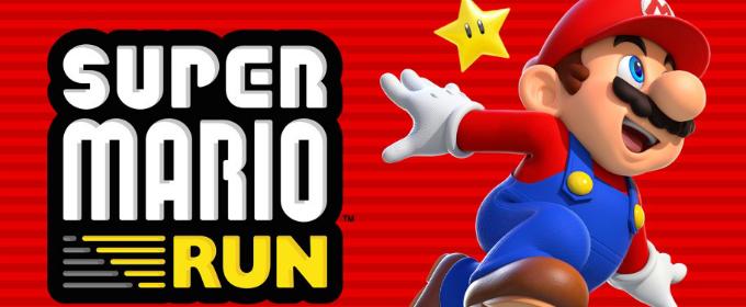 Super Mario Run в марте выходит на Android