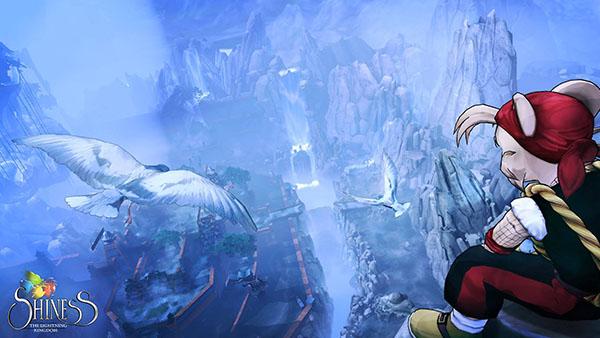 Названа ориентировочная дата выхода Shiness: The Lightning Kingdom