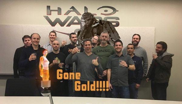Halo Wars 2 ушла в печать