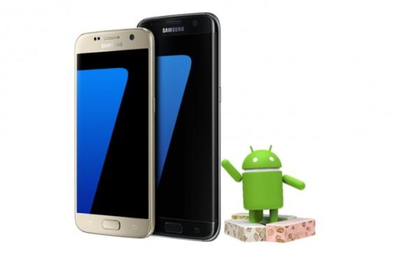 Samsung назвала смартфоны и планшеты с апдейтом до Android 7.0 Nougat