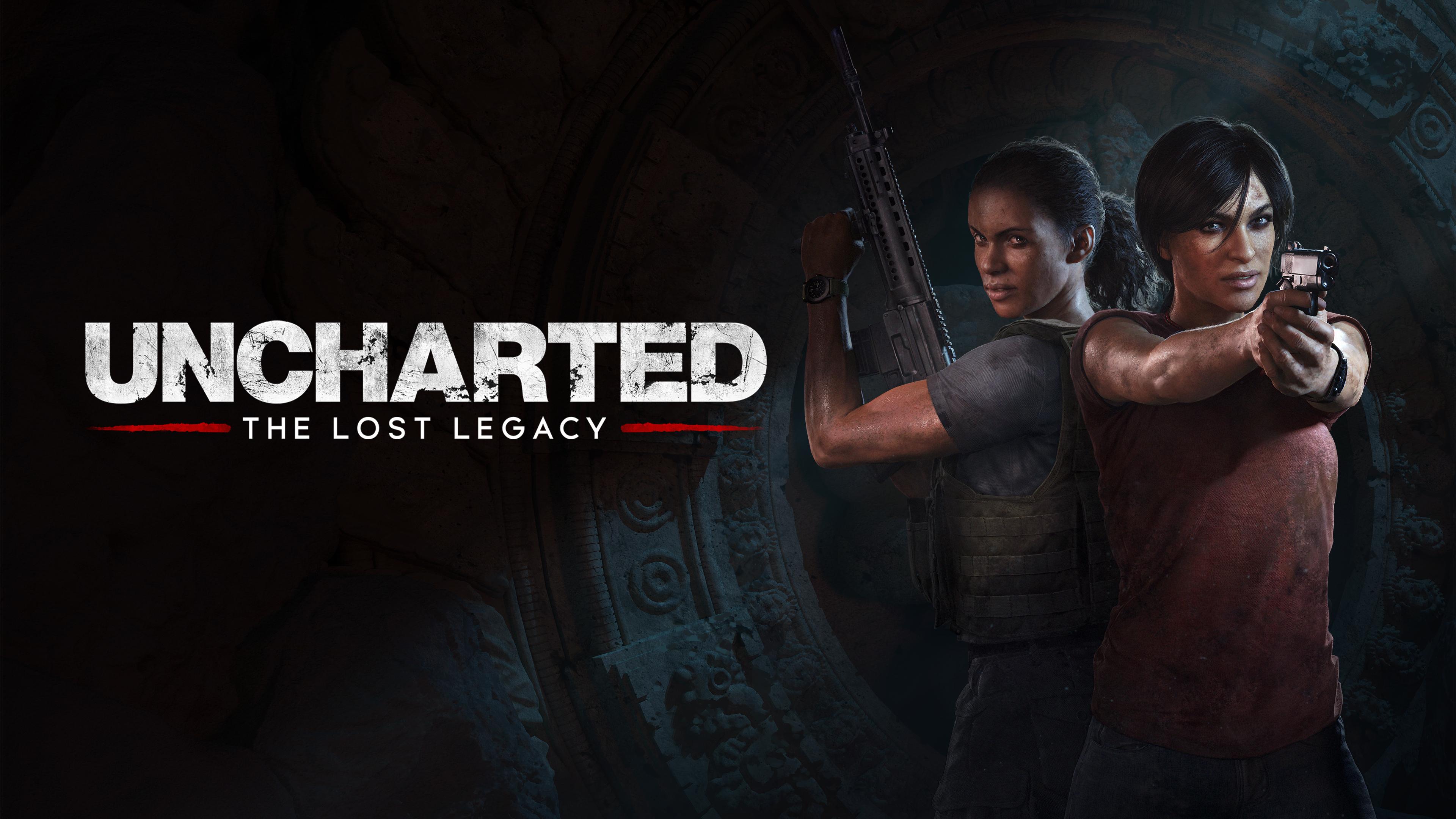Uncharted: The Lost Legacy создается в отличной от других частей серии стилистике