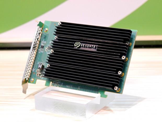 Seagate начала поставлять SSD серии Nytro XP7200