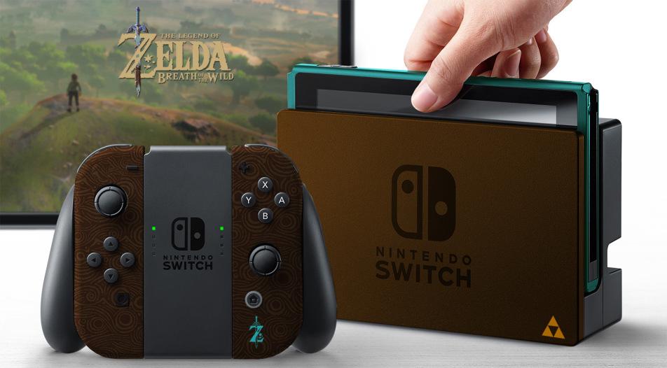 Nintendo Switch в Японии собирает очереди у магазинов