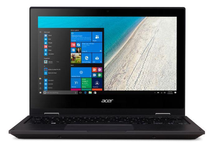 Ноутбук Acer TravelMate Spin B1