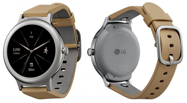 Смарт-часы LG Watch Style