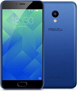 Смартфон Meizu M5 уже в России
