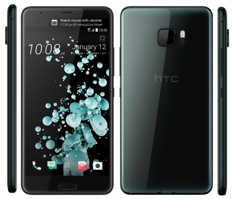 Смартфон HTC U Ultra уже в предзаказе