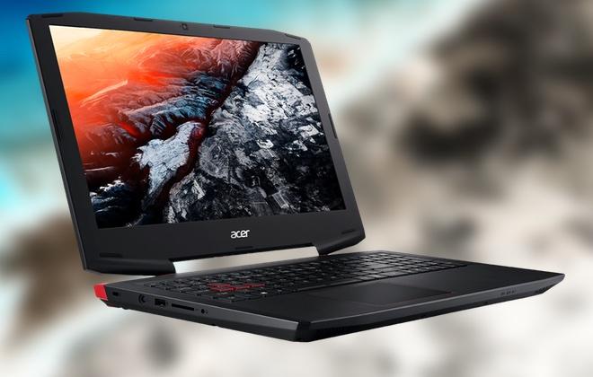 Геймерский ноутбук Acer Aspire VX 15 вышел в России