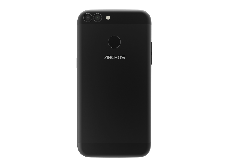 MWC 2017: Archos представила недорогие смартфоны 55 Graphite и 50 Graphite с двойными камерами
