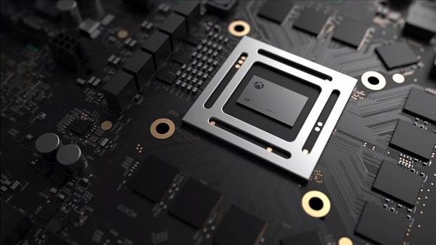 В Monolith назвали Xbox Scorpio самой мощной приставкой в мире