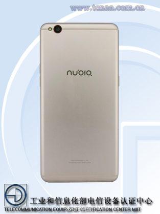 Китайцы показали пару новых смартфонов nubia