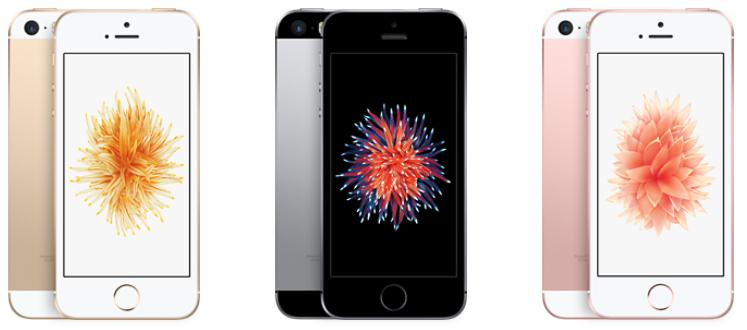 Apple обновила смартфон iPhone SE