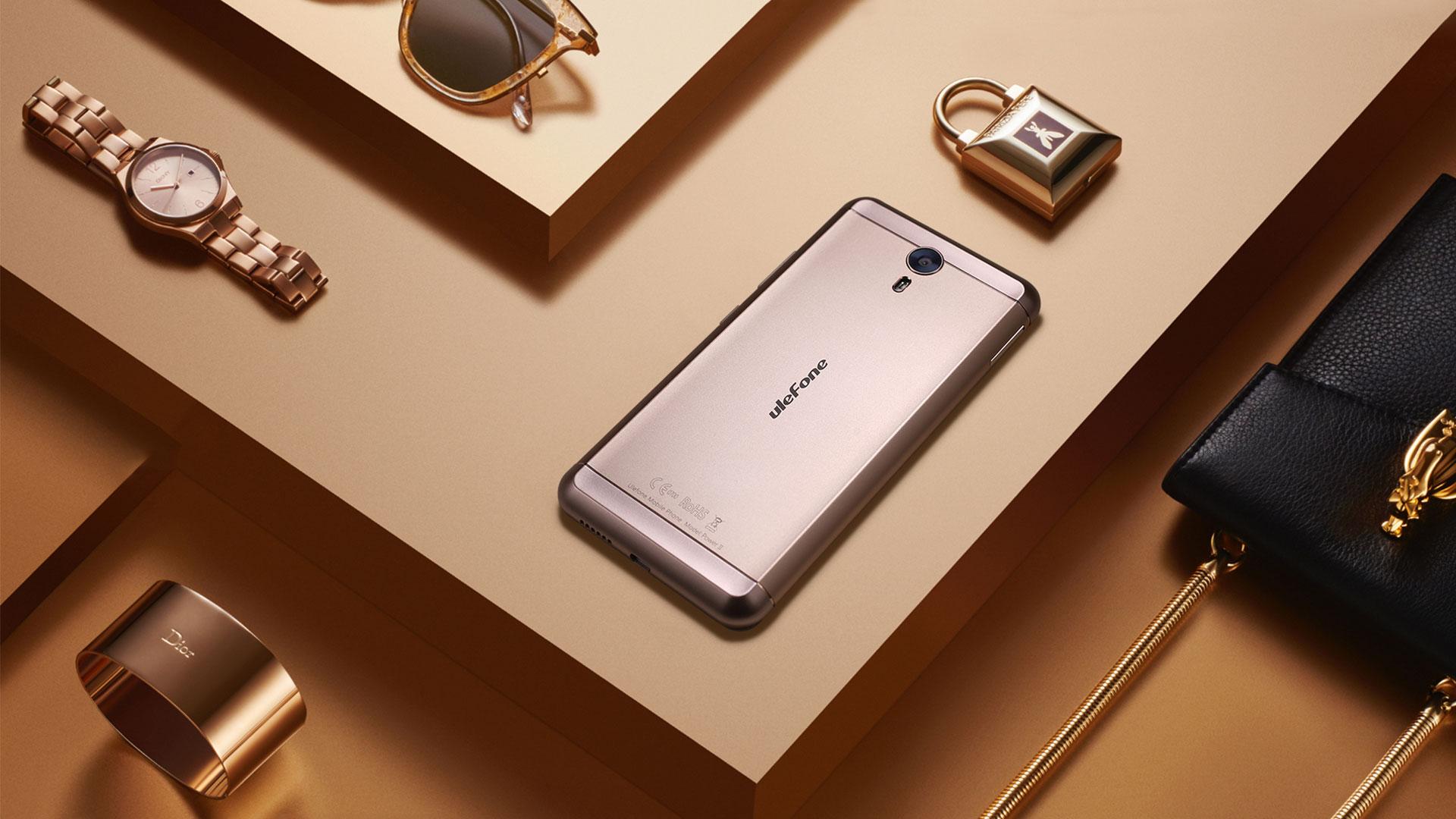 Смартфон Ulefone Power 2 получил батарею на 6050 мАч