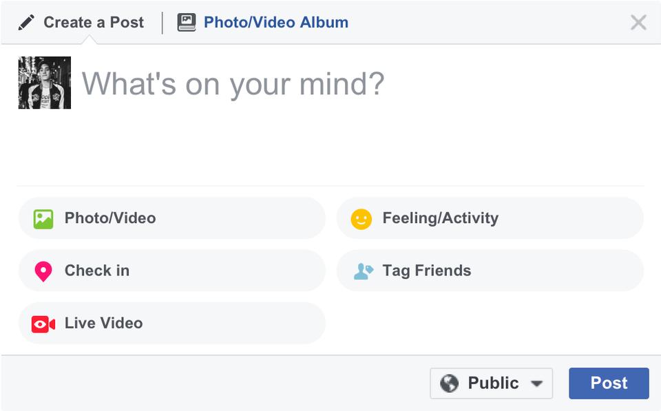 Живые видеотрансляции Facebook заработали на ПК