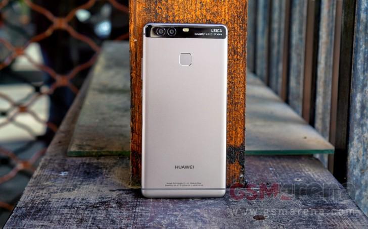 Huawei P9 и P9 Plus разошлись тиражом более 12 миллионов устройств