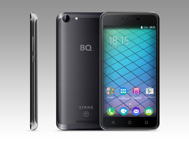 Смартфон BQ-5059 Strike Power