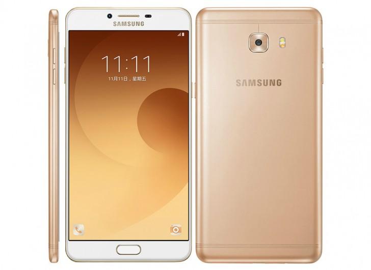 Смартфон Samsung Galaxy C9 Pro 128 ГБ