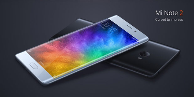 Xiaomi Mi Note 3 дебютирует в третьем квартале 2017 года