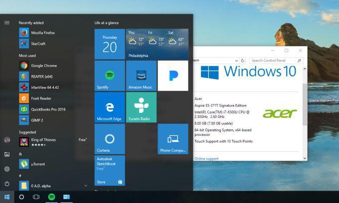 Microsoft подписалась на два крупных обновления Windows в год