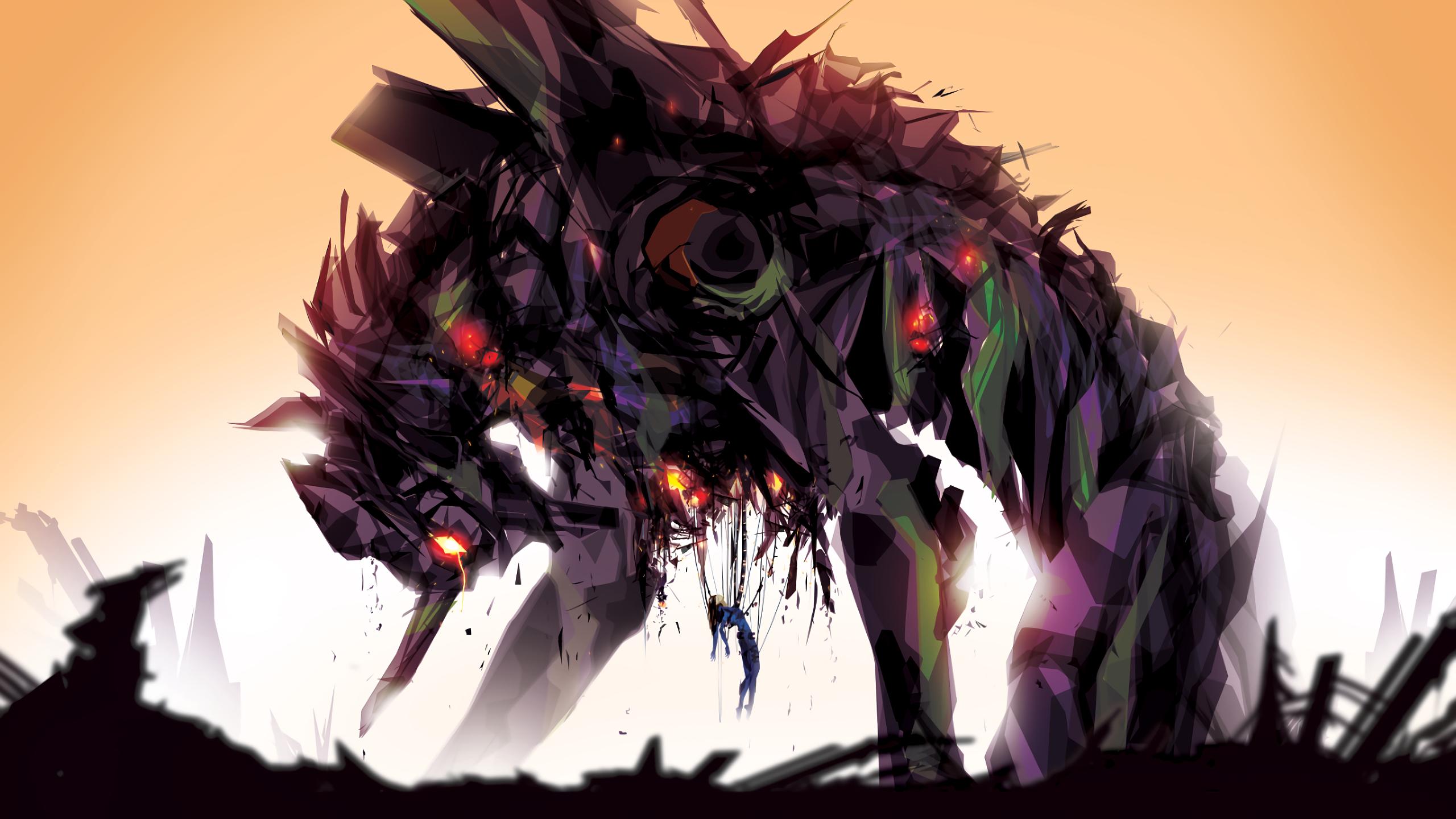 Создание последней части Evangelion идет полным ходом