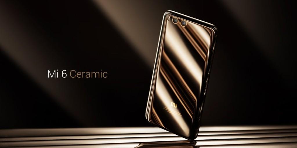 Xiaomi Mi 6 будет доступен в 11 цветовых решениях