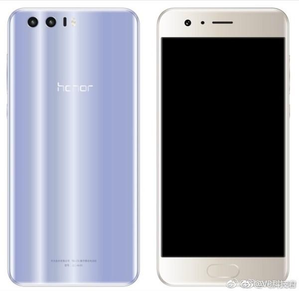Появилось еще одно изображение Huawei Honor 9