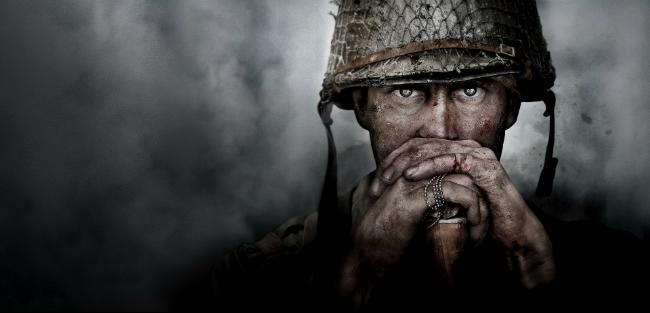 Официально анонсирована Call of Duty: WWII