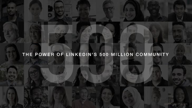 В LinkedIn зарегистрированы более 500 миллионов человек