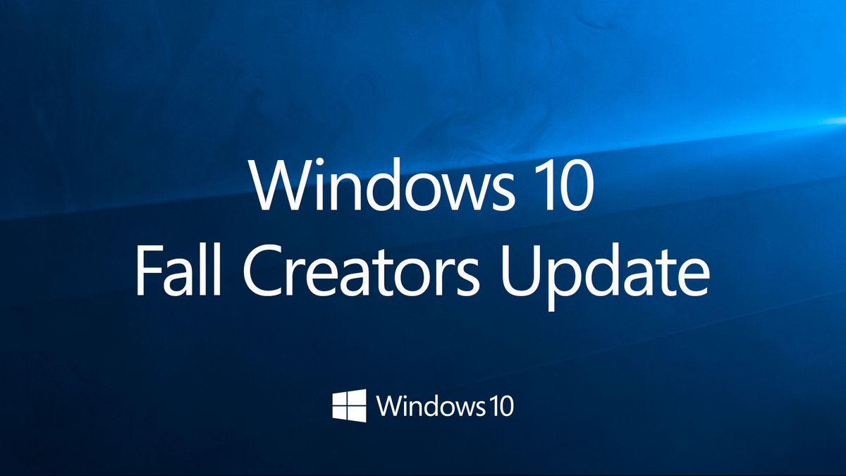 Microsoft Windows 10 Fall Creators Update