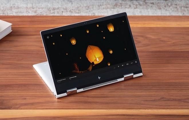 HP представила обновленный перевертыш Envy x360
