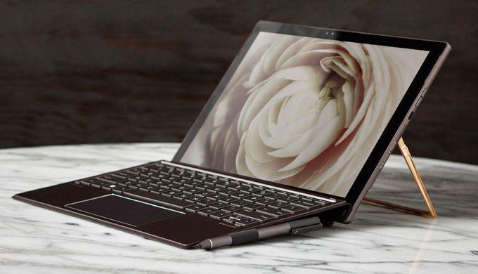HP обновила гибридный планшет Spectre x2
