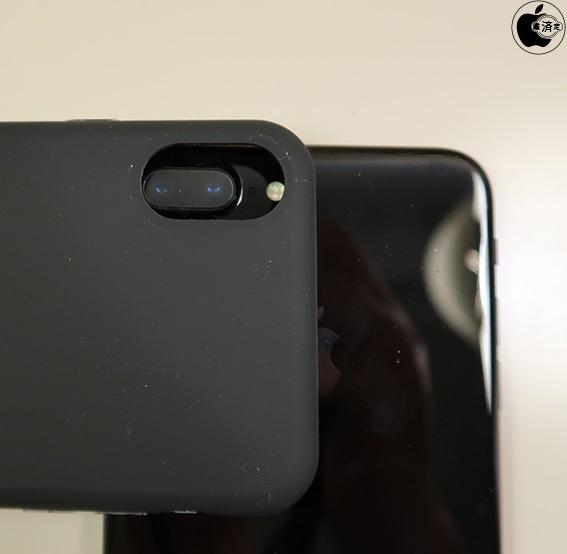 Чехол iPhone 8 сравнили с iPhone 7 на видео