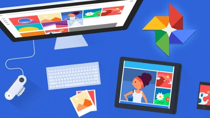 Обновление Google Photos позволяет отмечать себя на фото