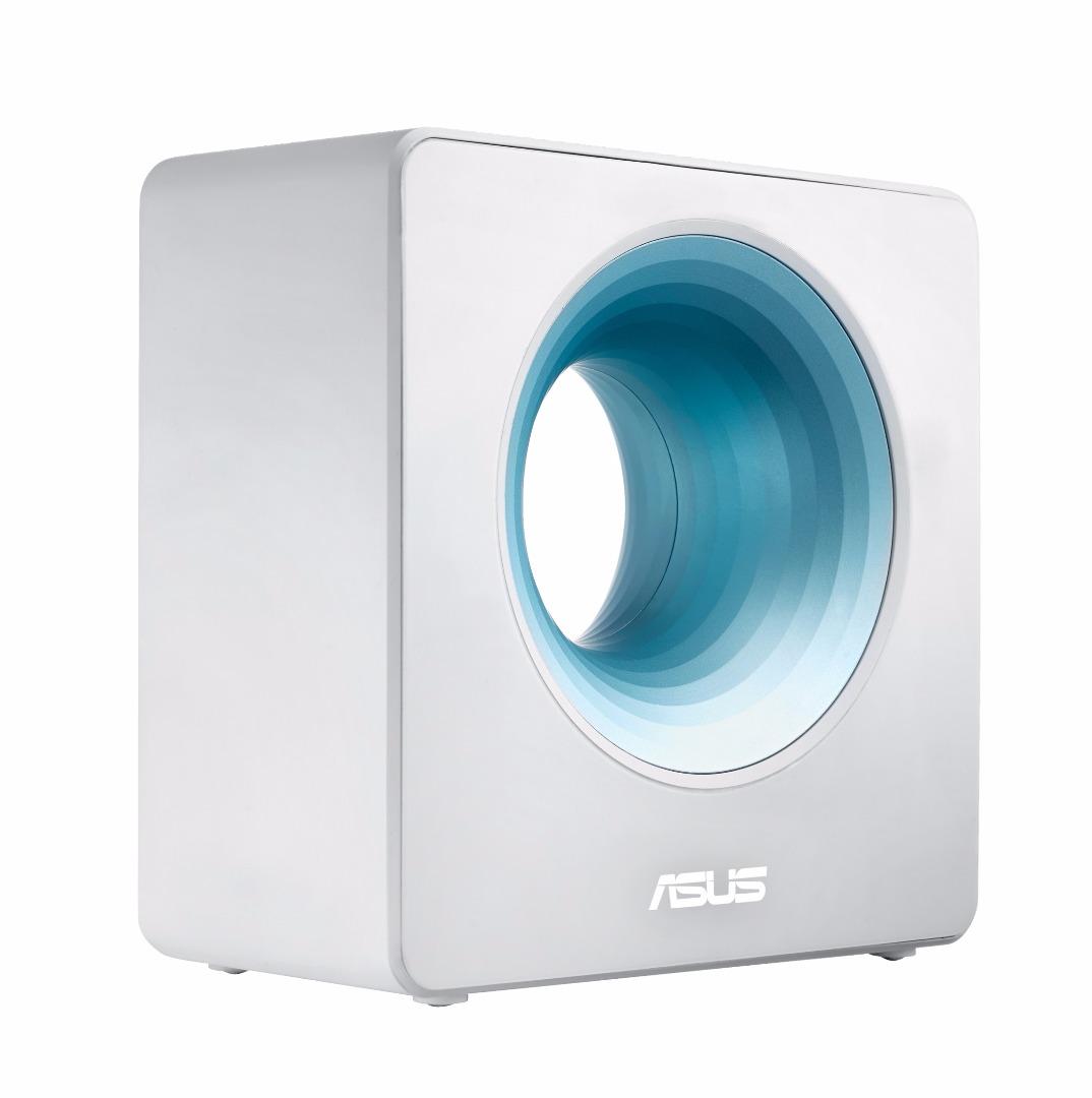 ASUS представила дырявый роутер Blue Cave
