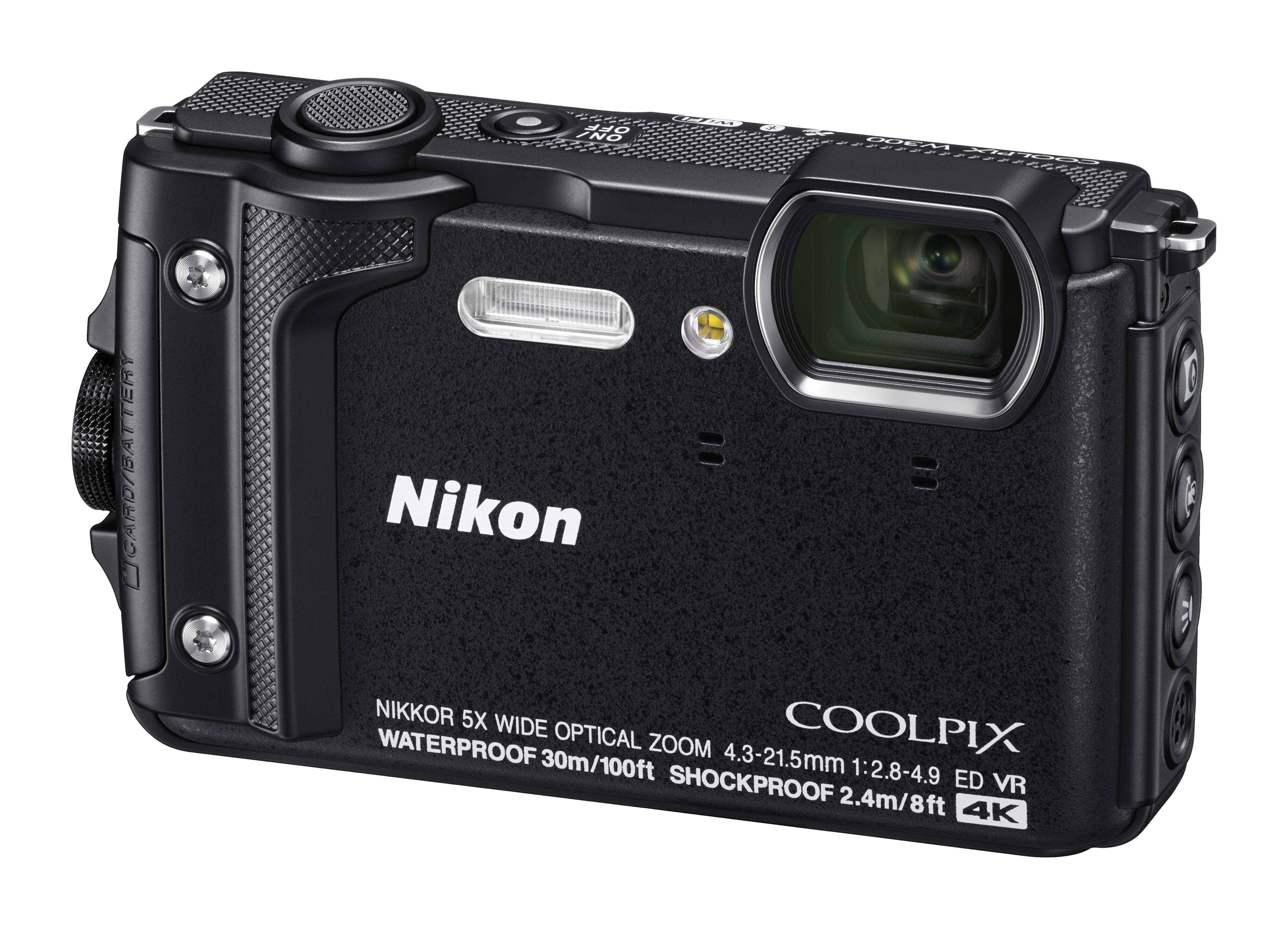 coolpix nikon w300 камера