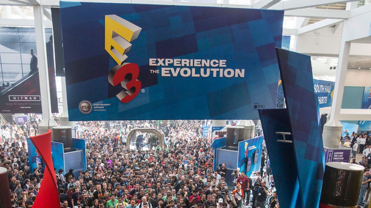 Цифра дня: сколько человек пришло на E3 2017?
