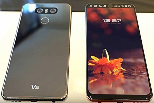LG V30 дебютирует 31 августа