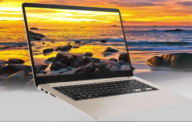 Недорогой легкий ноутбук ASUS VivoBook S15 поступил в продажу