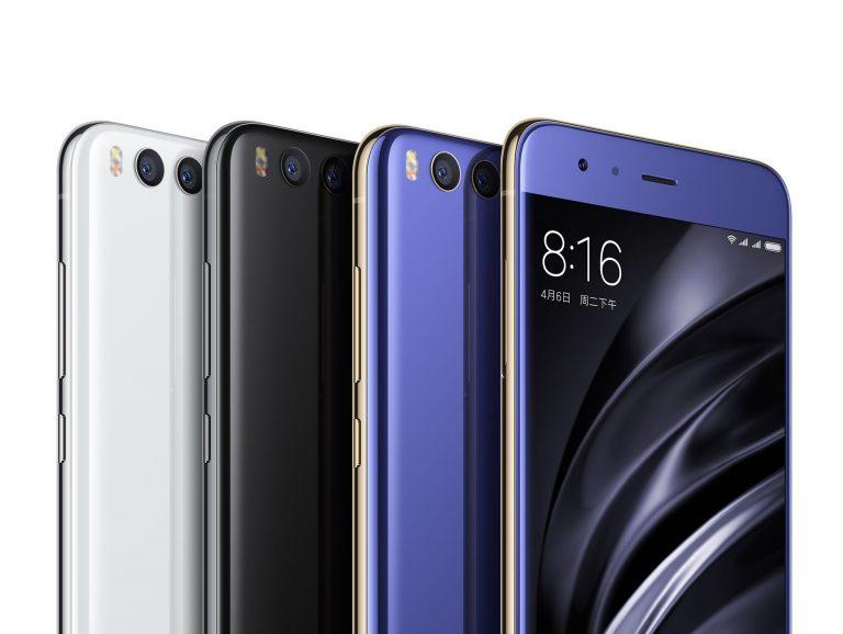 Xiaomi Mi 6 выходит за пределы Китая