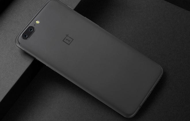 Открытые продажи OnePlus 5 стартовали