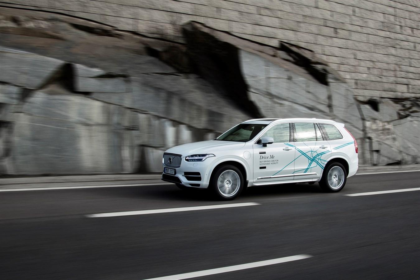 Volvo и NVIDIA объединились для создания автопилота