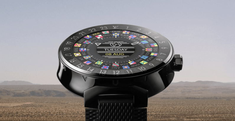 Смарт-часы Tambour Horizon