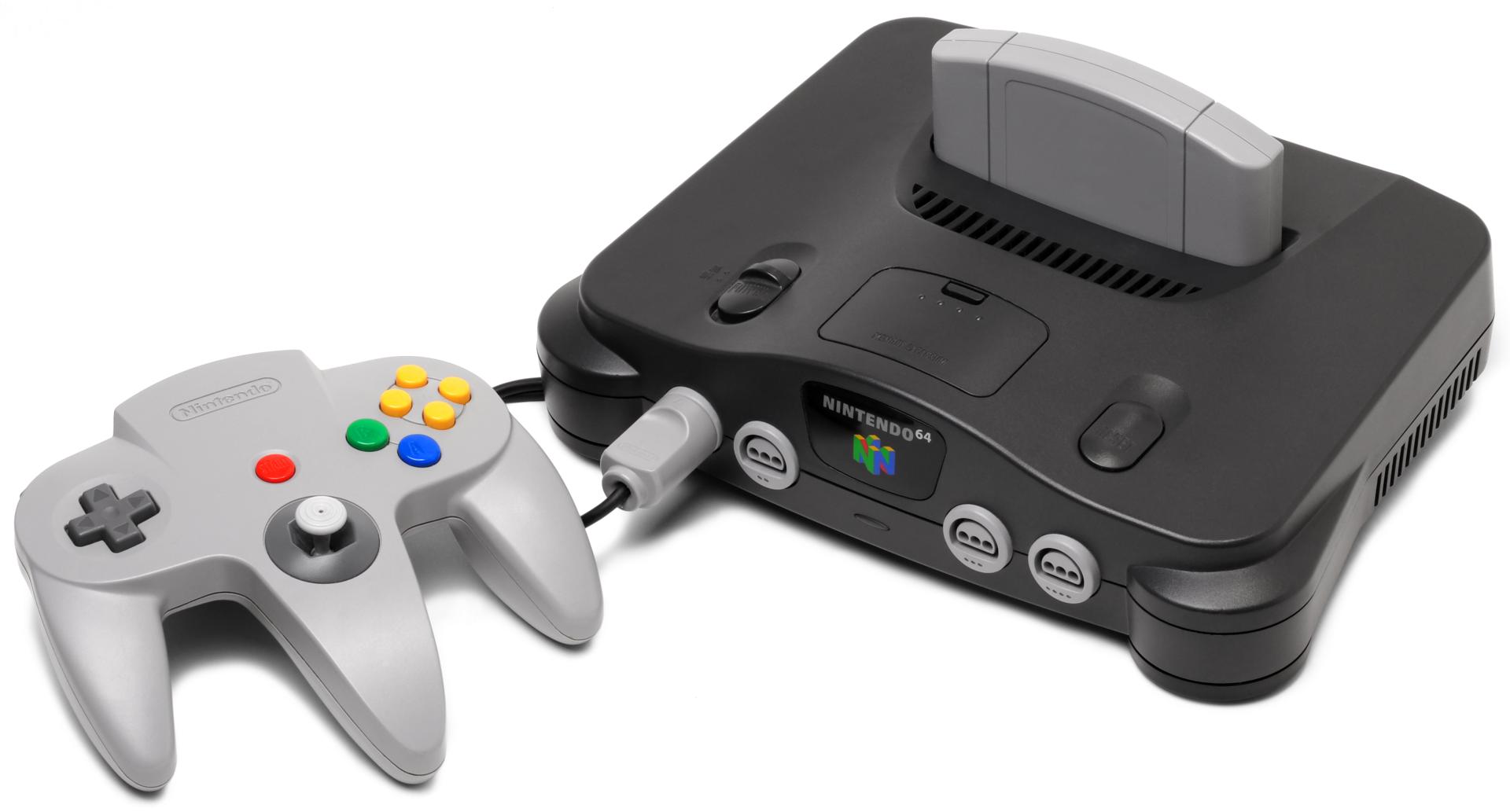 Nintendo может выпустить Nintendo 64 Classic Edition